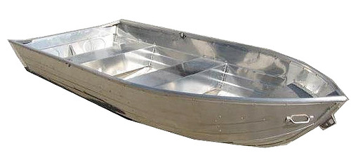 Сварка алюминиевой лодки, катера